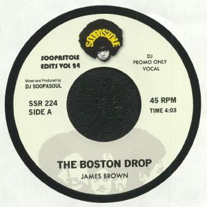 BROWN, James - The Boston Drop