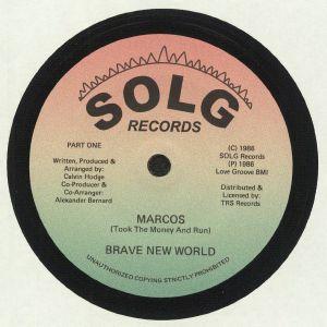 BRAVE NEW WORLD - Marcos (Took The Money & Run)
