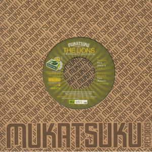 MUKATSUKU presents THE LIONS - The Reggae Funk Edition: Think (About It)
