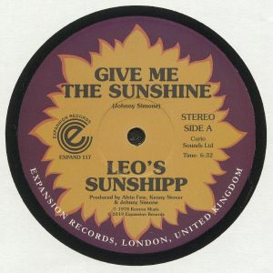 LEO'S SUNSHIPP - Give Me The Sunshine