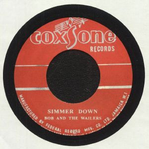 BOB & THE WAILERS - Simmer Down