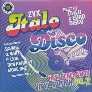 VARIOUS - ZYX Italo Disco New Generation: Vinyl Edition Vol 2