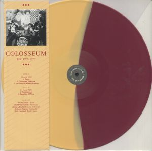 COLOSSEUM - BBC 1969-1970