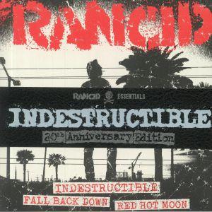 RANCID - Indestructible (20th Anniversary Edition) (remastered)