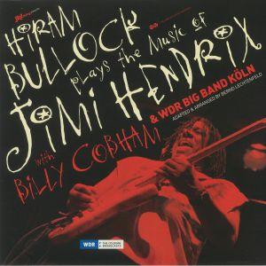 BULLOCK, Hiram - Plays The Music Of Jimi Hendrix (reissue)