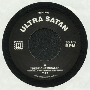 ULTRA SATAN - Peaking Lights & Golden Bug Remixes