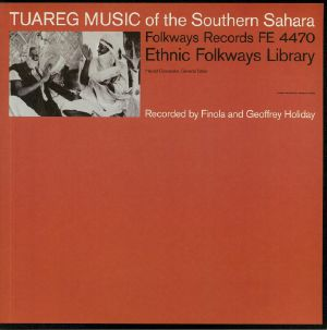 TUAREG - Tuareg Music Of The Southern Sahara (B-STOCK)