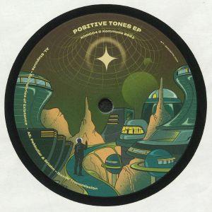 STOPOUTS/PEKKULIAR/CMYK/DRIAHN - Positive Tones EP