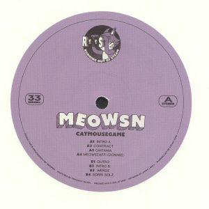 MEOWSN - Catmousegame