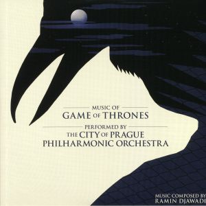 CITY OF PRAGUE PHILHARMONIC ORCHESTRA, The - Music Of Game Of Thrones (Soundtrack) (reissue)