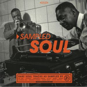 VARIOUS - Sampled Soul (reissue)