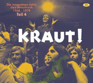 VARIOUS - Kraut! Die Innovativen Jahre Des Krautrock 1968-1979: Teil 4