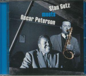 GETZ, Stan/OSCAR PETERSON - Stan Getz Meets Oscar Peterson (reissue)