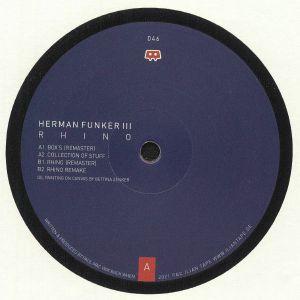 HERMAN FUNKER III - Rhino