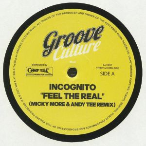 INCOGNITO - Feel The Real
