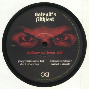 DETROIT'S FILTHIEST - Deliver Us From Evil