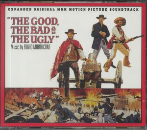 MORRICONE, Ennio - The Good The Bad & The Ugly (Soundtrack) (Expanded Edition)