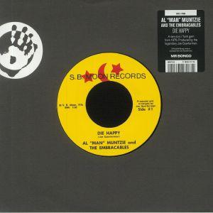 MUNTZIE, Al Man & THE EMBRACABLES - Die Happy (reissue)