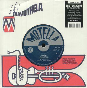 TOREADORS, The - Thembi (reissue)