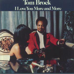 BROCK, Tom - I Love You More & More (reissue)