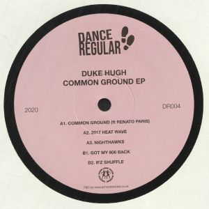 HUGH, Duke - Common Ground EP