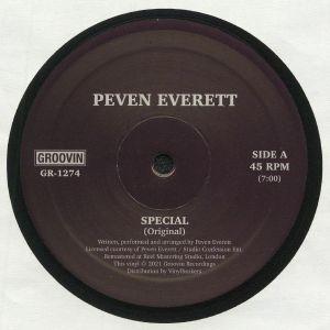 EVERETT, Peven - Special