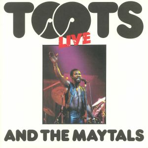 TOOTS & THE MAYTALS - Live (reissue)