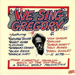 VARIOUS - We Sing Gregory