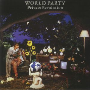 WORLD PARTY - Private Revolution (reissue)