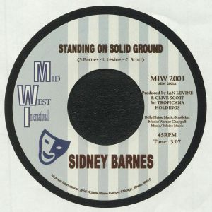 BARNES, Sidney - Standing On Solid Ground