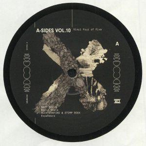 BART SKILS/ALEX LENTINI/STOMP BOXX/SAMA - A Sides Vol 10 Vinyl Four Of Five