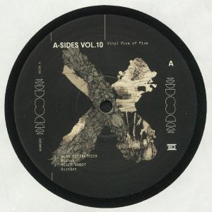 FITZPATRICK, Alan/RESET ROBOT/PATRIK BERG/LILLY PALMER - A Sides Vol 10 Vinyl Five Of Five