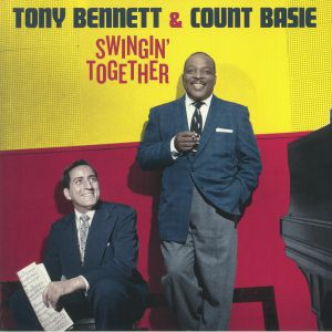 BENNETT, Tony/COUNT BASIE - Swingin' Together