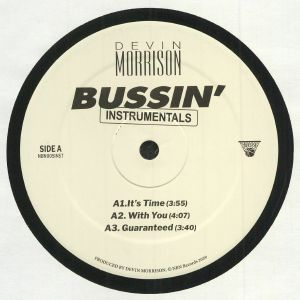 MORRISON, Devin - Bussin': Instrumentals