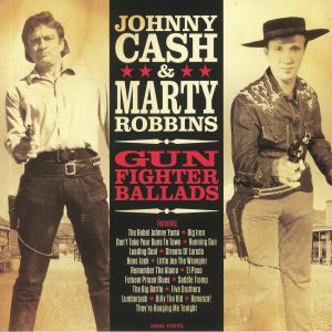 CASH, Johnny/MARTY ROBBINS Gunfighter Ballads レコード at Juno Records.