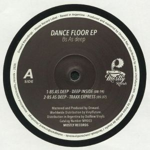 BS AS DEEP - Dance Floor EP