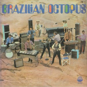 BRAZILIAN OCTOPUS - Brazilian Octopus (remastered)