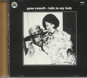 RUSSELL, Gene - Talk To My Lady (remastered)