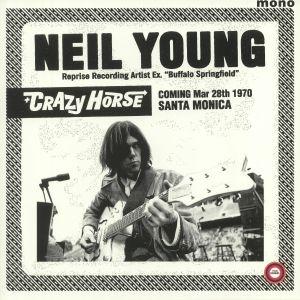 YOUNG, Neil/CRAZY HORSE - Santa Monica Civic 1970 (mono)