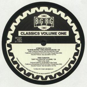 AFRIMERICAN COALITION/FIBRE FOUNDATION/INSATIABLE - Big Big Trax Classics Volume 1
