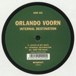 VOORN, Orlando - Internal Destination