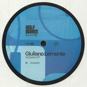 LOMONTE, Giuliano - Activator EP