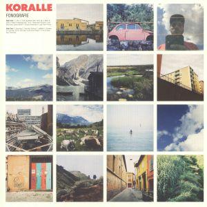 KORALLE - Fonografie