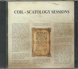 COIL - Scatology Sessions