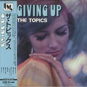 The Topics - Giving Up (reissue)