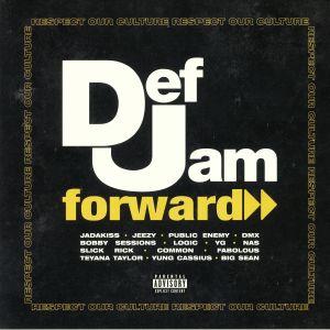 VARIOUS - Def Jam Forward