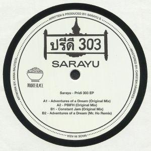 SARAYU - Pridi 303