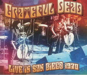 GRATEFUL DEAD - Live In San Diego 1970