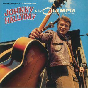 JOHNNY HALLYDAY - Olympia 1965