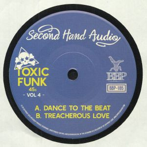 SECOND HAND AUDIO - Toxic Funk Vol 4